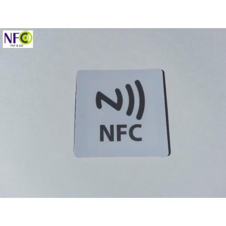 NFC Külmkapimagnet 43x43mm