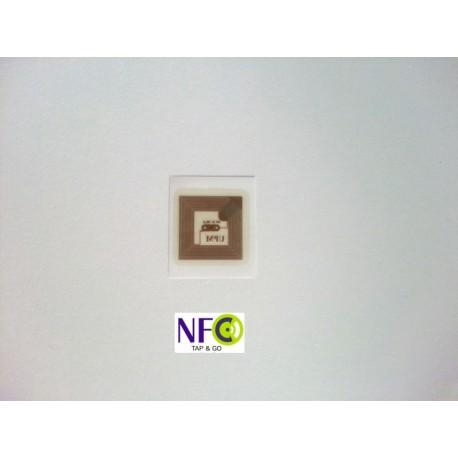 NFC märgis 19x19mm läbipaistev - kleebis