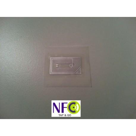 NFC märgis 28x19mm läbipaistev kleebis