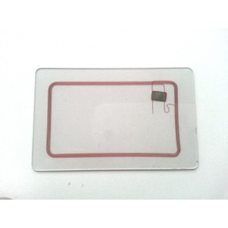 NFC Ultralight läbipaistev kaart - NFC Card Ultralight transparent