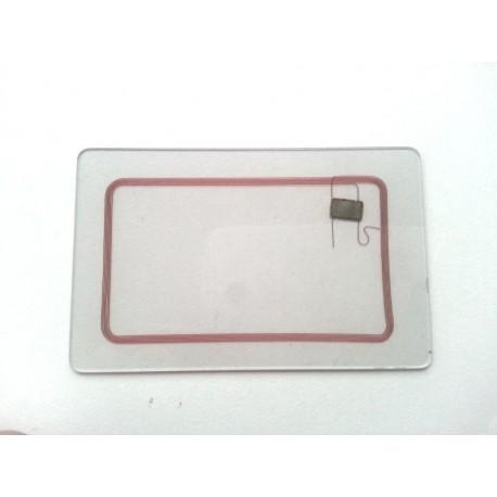 NFC Ultralight läbipaistev kaart - NFC Card Ultralight transparent