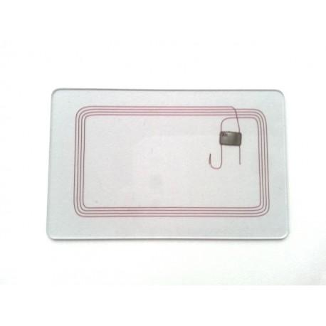 NFC NTAG203 läbipaistev kaart - NFC Card NTAG203 transparent