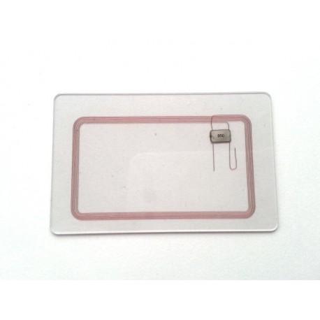 NFC 1k läbipaistev kaart - NFC Card 1k transparent
