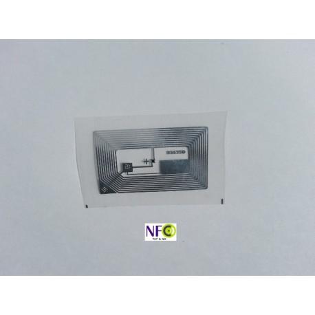 NFC märgis Ultralight C 50x33mm läbipaistev kile