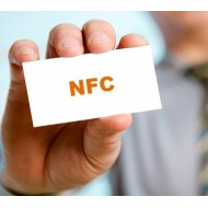 NFC VIsiitkaart - NFC Business card